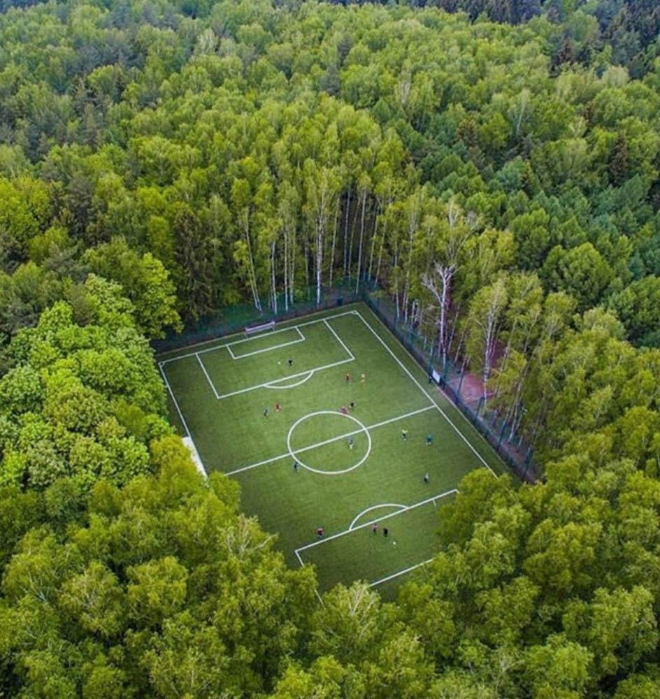Futbol Sahasi Olculeri
